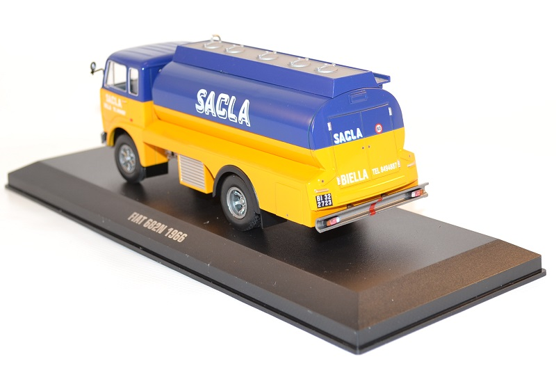 Autominiature01 com fiat 628n sacla citerne camion ixo 1 43 2