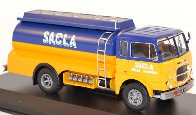 "Fiat 628N citerne ""Sacla"" 1966 Ixo 1/43"