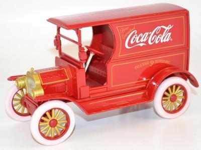 FORD Model T 1917 rouge Coca Cola 1/24 Motor City Mcity440161