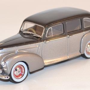 Humber Pullman Limousine 1/43 grise et noire Oxford