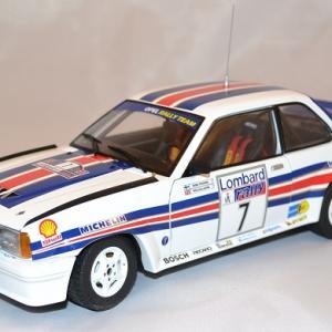 Autominiature01 com opel ascona 400 7 rac 1982 toivonen 1 18 sunstar 1