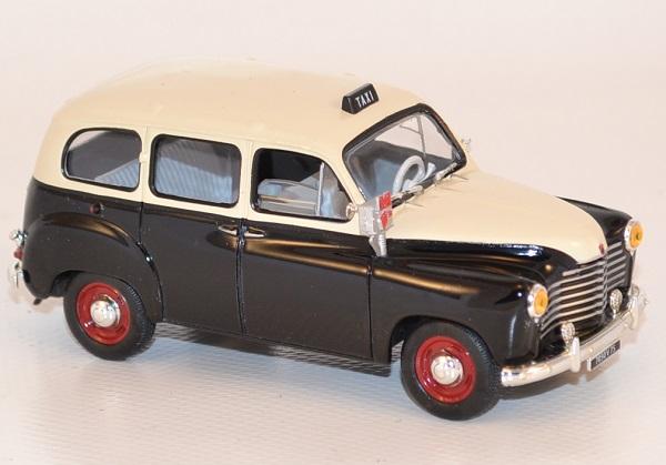 Autominiature01 com renault colorale taxi 1953 1 43 solido 3