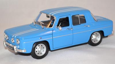 RENAULT R8 Gordini Bleue 1964 1/24 WELLY WEL24015BL