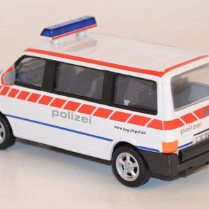 Autominiature01 com volkswagen van police suisse 1 43 oliex 2