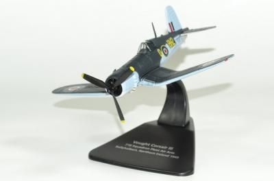 Avion Vought Corsair III 718 Sqn.FAA Ballyhalbert NI 1945 militaire