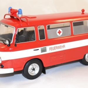 Barkas B1000 ambulance pompiers 1965