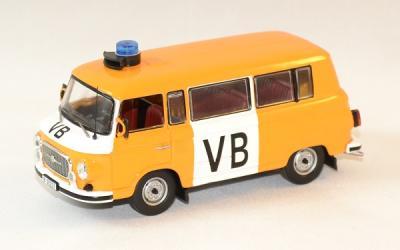 Barkas B1000 VB police tchèque 1975