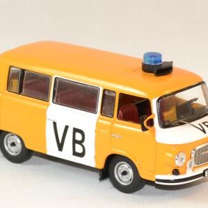 Barkas b1000 vb police tcheque 1975 ixo ist 1 43 autominiature01 3