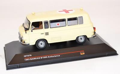 Barbas B1000 Ambulance 1963 Ist 1/43