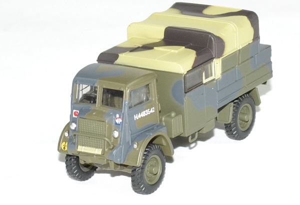 Bedford army infantry 1942 oxford 1 76 autominiature01 1