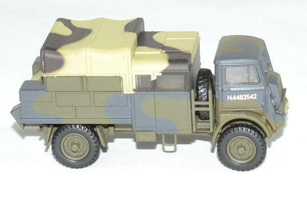 Bedford army infantry 1942 oxford 1 76 autominiature01 3