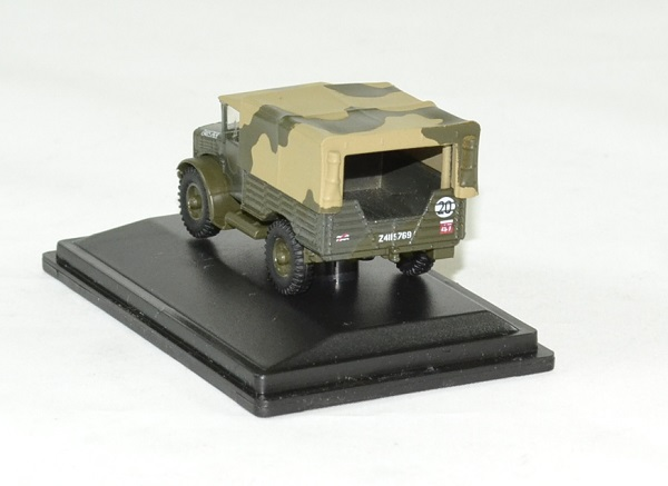 Bedford mwd 2 corps france 1940 1 76 oxford autominiature01 2