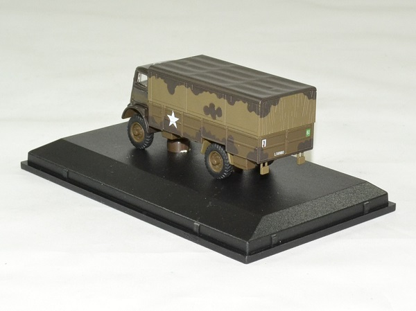 Bedford qlt 1st polish army netherland 1944 1 76 oxford autominiature01 2