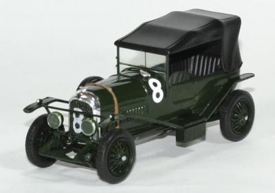 Bentley 3L Sport 24H du mans 1924 1er