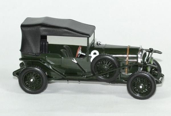 Bentley 3l sport 1924 ixo 1 43 autominiature01 3