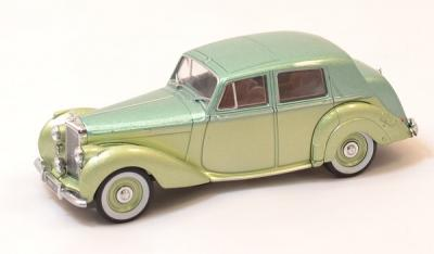 Bentley mk6 balmoral limousine verte 1-43 oxford