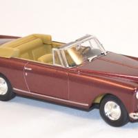 Bentley s2 continental dhc bordeaux 1961 miniature yatming signature 1 43 2