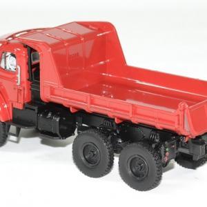 Berliet gbc 8 6x6 1958 benne rouge norev 1 43 autominiature01 2