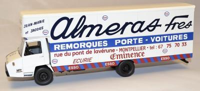 Berliet Stradair 1979 Team Alméras Eminence Ixo 1-43