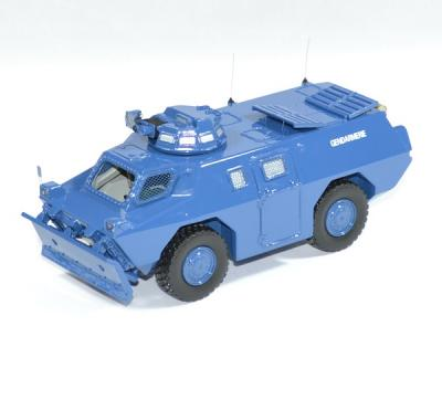 """Berlier VXB 170 """"VBRG"""" Gendarmerie Mobile Avec lame"""