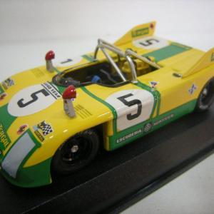 Porsche 908-4 le mans 1972 #5 Fernandez - Torredemer