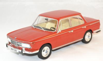 Bmw 120 2000 TI rouge 1966