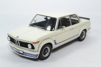 Bmw 2002 turbo 1973 blanche