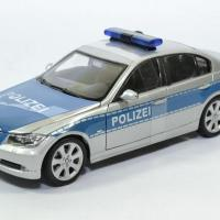 Bmw 330i police 1 24 welly autominiature01 22465bp 1