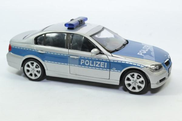 Bmw 330i police 1 24 welly autominiature01 22465bp 3