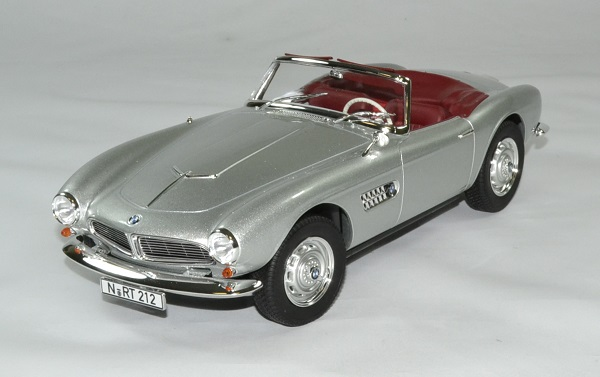 Bmw 507 cabriolet 1956 1 18 norev 183230 autominiature01 1