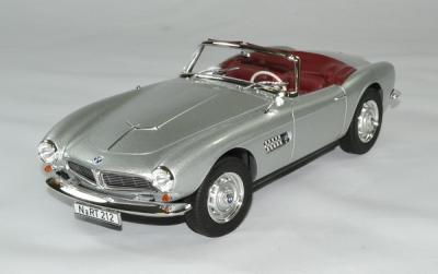 Bmw 507 cabriolet 1956 argent