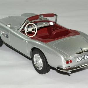 Bmw 507 cabriolet 1956 1 18 norev 183230 autominiature01 2