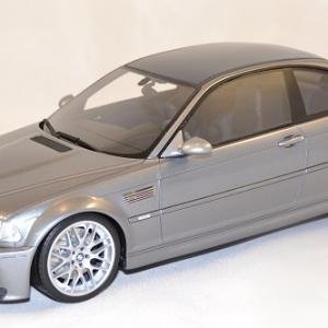Bmw e46 M3 csl 2003 argent Ottomobile 1-18