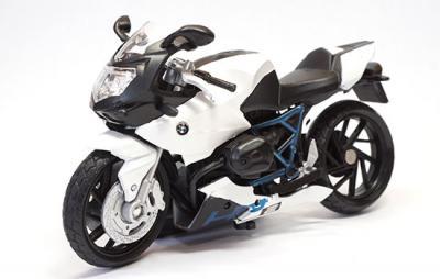 Bmw HP2 sport noire et blanche 1/18 Motormax
