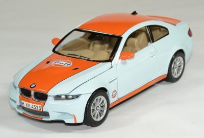 BMW M3 décoration Gulf