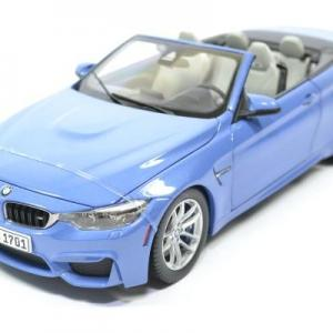 BMW M4 Cabriolet F83 2015 Yas Marina Blue