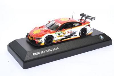 BMW M4 DTM Team RBM Shell Helix 2015 #18 A. Farfus