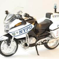 Bmw police 1200 new ray new yord moto 1 12 autominiature01 1