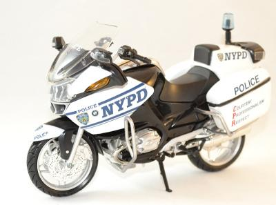 Bmw R 1200 RT-P police New York