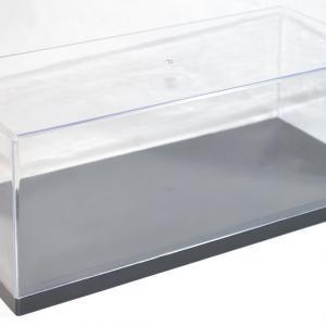 boite vitrine transparente taille 1/18