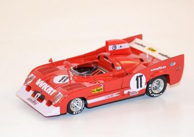 Alfa Roméo 33 TT 12 #1T Pescarollo 1000 Monza 1975