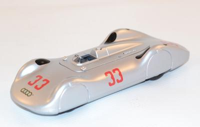 Auto Union type C Streamliner 1937 Brumm 1/43