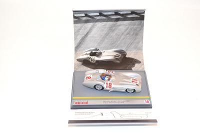 Mercedes W 196 C #18 J.M. fangio 1er GP Italy 1955