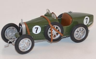 Bugatti 35 equipage anglais #7 Eligor 1/43 eli101376