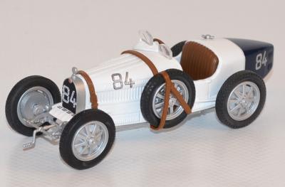 Bugatti 35 équipage americain Eligor au 1-43