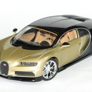 Bugatti Chiron beige métallisé