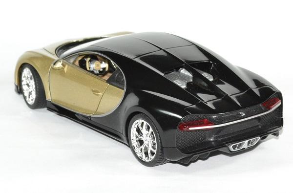 Bugatti chiron 1 24 gold welly autominiature01 2