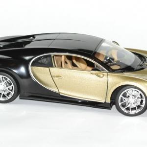 Bugatti chiron 1 24 gold welly autominiature01 3