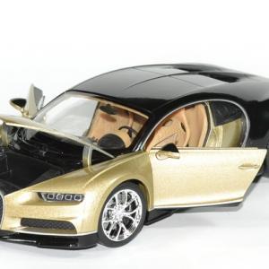 Bugatti chiron 1 24 gold welly autominiature01 4
