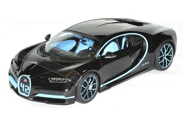 Bugatti chiron editio 0 400kmh 1 18 bburago autominiature01 1
